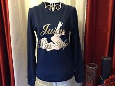 "JUICY COUTURE ""PIN UP"" long sleeve Sz SMALL"