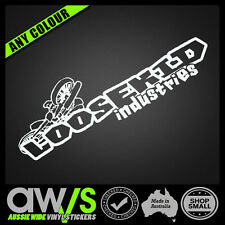 Loosekid Industries Sticker Decal Banner LKI For  Motocross  Car Ute 4x4