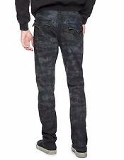 Men's True Religion Jeans Size 34 RICKY TIGER CAMO Straight NWT