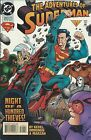 Adventures Of Superman Comic 520 Cover A First Print 1995 Karl Kesel Immonen DC