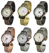 Blekon Collections Analog Quartz Women's 26mm Case Designed Cuff Bangle Watch