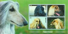 Timbres Chiens - Feuillet de timbres neuf ** - TBE