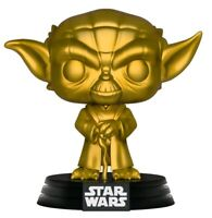 Pop! Vinyl--Star Wars - Yoda Gold Metallic US Exclusive Pop! Vinyl [RS]