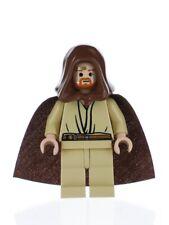Lego Obi-Wan Kenobi 852554 Young, Light Flesh with Hood Star Wars Minifigure