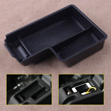 Center Console Armrest Storage Box Tray Fit For VW Golf GTI Jetta MK5