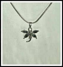 Rhinestone Glass Alloy Fashion Necklaces & Pendants