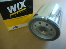 BIG DOG MOTORCYCLES WIX CHROME SPIN ON OIL FILTER #51225 BIG DOG HARLEY AIH