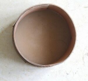 Vintage wooden flour sieve 16cm diameter in good condition