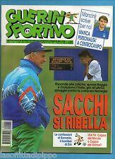 GUERIN SPORTIVO-1994 n.25- SACCHI - BAGGIO - ITALIA 0 IRLANDA 1