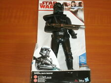 "STAR Wars ""Rogue uno' 12"" Electronic IMPERIAL Death Trooper suoni e luci"