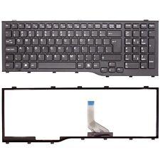 New For Fujitsu Lifebook AH532 A532 N532 NH532 Series US Keyboard Black