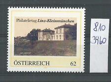 Österreich  personalisierte Marke Philatelietag LINZ-KLEINMÜNCHEN 8103960 **