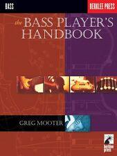 The Bass Player's Handbook - Book NEW Berklee 050449511