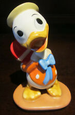 RARE Disney WDCC Dewey Donald Duck Steps Out Ceramic Porcelain Figure Figurine