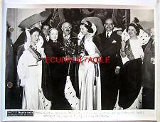 PHOTO PARIS SOIR 1936 GINETTE GILARDI MISS REINE DES HALLES DE PARIS FAILLOT