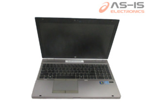 """*AS-IS* HP Elitebook 8570P 15.6"""" i7-3520M 2.90GHz No RAM No HDD Laptop (H141)"""