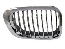 For 1999-2003 Bmw E46 325 330 M3 Copue Convertible Grille Chrome Rh