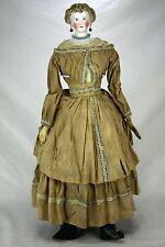 Antique German Parian Doll ca1870