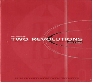 Two Revolutions Mixed By Blame 2xCD 720 DEGREES (1999) NM JAPANESE PRESS