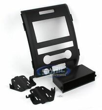 Scosche FD1438B Single/Double DIN Installation Dash Kit for 2009-Up Ford F-150