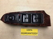 2006 Acura MDX Drivers Master Power Window Switch HEATED MIRRORS WARRANTY NICE