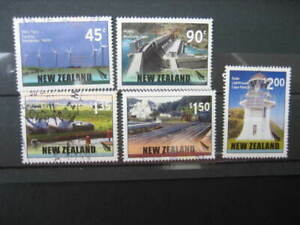 Neuseeland Gebraucht Set -2006 Renewable Energy Sg 2887/91