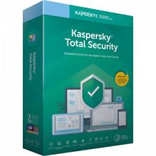 Kaspersky Total Security 2020 (1 Gerät)