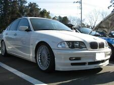 BMW E46 series 3 saloon FRONT LIP ALPINA style