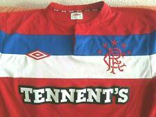 Camiseta GLASGOW RANGERS Temporada 2011-12 shirt maglia trikot futbol escocia