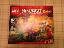 New Lego 70752 Ninjago Jungle Trap