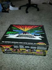 vintage 1978 Odyssey2 The ultimate Gaming System. Includes seven games.