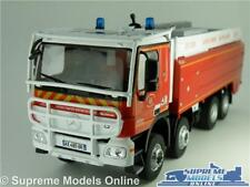 MERCEDES BENZ ACTROS FIRE ENGINE MODEL TRUCK 1:43 SCALE IXO BOUCHES DU RHONE K8