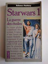 Starwars 1 : La Guerre des étoiles - George Lucas - Presses Pocket Star Wars