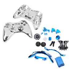 Replacement Housing Shell Case Accesories for Xbox 360 Controller Blue
