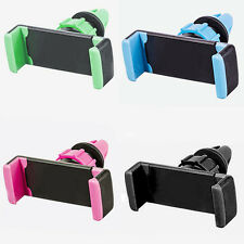 Car Phone Holder 360 Rotation Air vent mount Universal  for iPhone Samsung UK