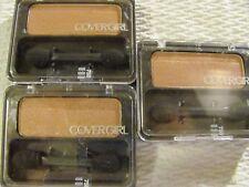 CoverGirl Eye Enhancers 1 Kit Eye Shadow, Mink [750] 0.09 oz Lot of 3