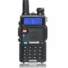 BaoFeng UV-5R Ricetrasmettitore VHF/UHF 136 - 480 MHz - Nero