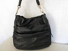 Genuine Christian Dior Libertine hobo shoulder bag in black