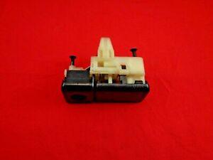 1997 - 2001 LEXUS ES300 GLOVE BOX LATCH COMPARTMENT LOCK HANDLE OEM BLACK
