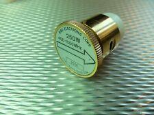 Bird 43 Thruline WattMeter Element 250W 250E 400-1000MHz