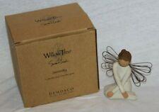 "Willow Tree Susan Lordi ""Serenity"" Calm the Soul Free the Spirit Angel Figurine"