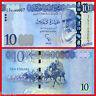 LIBIA LIBYA 10 Dinars dinares 2015 2016 Pick 82 SC  /  UNC