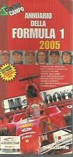 X12 Annuario della formula 1 2005 DeAgostini