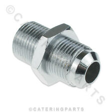 HOBART 139321-117 THREADED RINSE TANK CONNECTOR PIECE DISHWASHER GW600 GW601