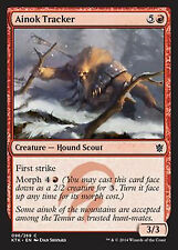 Ainok Tracker    EX/NM  x4  Khans of Tarkir MTG Magic Red  Common