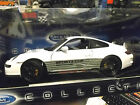 PORSCHE 911 ( 997 ) Carrera GT3 RS weiss mit schwarz Sports Cup whit Welly 1:18