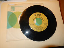 THE COWSILLS hair / what is happy MGM GOLDEN CIRCLE   45