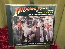 AMAZING STORIES The Mission Indiana Jones Last Crusade JOHN WILLIAMS Vol 2 PROMO
