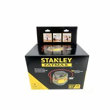 NEW-Stanley FatMax 360 Line Laser Level with Cross Line NEW SLL360 - FMHT77137