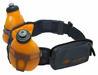 New Balance Helium H20 Running Racing Hydration Water Bottle Waist Belt
